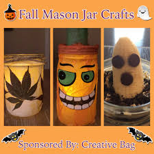 halloween mason jar crafts halloween archives entertain kids on a dime blog