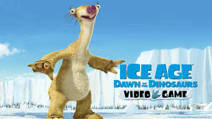 ice age dawn dinosaurs sid sloth widescreen hd