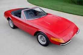 1972 daytona spyder daytona spyder automobiles cars