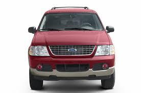 ford explorer 2004 review 2003 ford explorer overview cars com