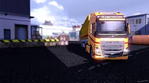 volvo trucks germany euro truck simulator 2 volvo fh 2013 first look scs software