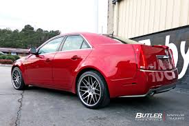 2004 cadillac cts wheels cadillac cts with 20in mrr rw06 wheels exclusively from butler