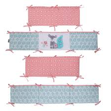 Baby Crib Bumpers Babies R Us Exclusive The Fiona Crib Bumper Is A Four Piece