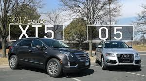 audi q5 model comparison cadillac xt5 vs audi q5 model comparison driving review