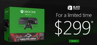 xbox one for black friday ends today 300 ps4 xbox one deal gamespot