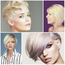 latest short hairstyles in blonde hair colors u2013 best hair color