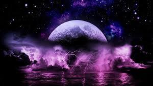 Artwork Lightning Clouds Storm High Resolution Sky