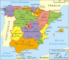 Benidorm Spain Map by File Spain Administrative Map Pl Png Wikimedia Commons