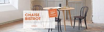 mobilier de bistrot 4 pieds vente de tables chaises et tabourets de qualité