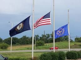 Flag Flown At Half Mast Governor Bevin Orders Flags Flown At Half Staff For Service