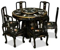 dining room tables for 6 round dining table sets for 6 rickevans homes round dining room