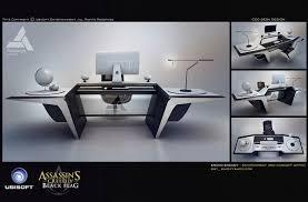 desk design characters u0026 art assassin u0027s creed iv black flag