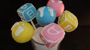 baby shower gender reveal cake pops with emmymadeinjapan youtube