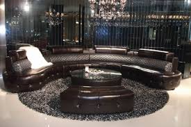 Large Black Leather Sofa Luxurious Black Leather Sofa Idea Feats Big Grey Rug Plus