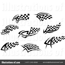 Checkered Flag Eps Checkered Flags Clipart 1116352 Illustration By Vector Tradition Sm