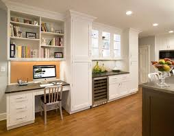 Kitchen Desk Organization 20 Clever Ideas To Design A Functional Office In Your Kitchen