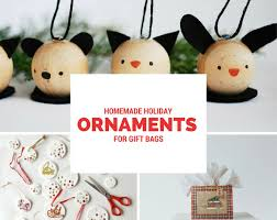 ornaments handmade