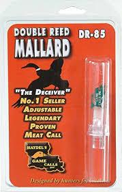 haydels dr 85 ha yardel feets dr 85 mallard call d reed duck
