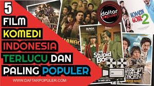 Video Film Komedi Indonesia | 5 film komedi indonesia terlucu dan terpopuler sepanjang tahun 2016