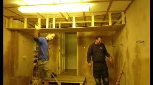 garage to cinema conversion youtube