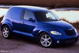 til that the pt cruiser was the 2001 motor trend car of the year