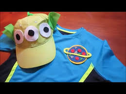 diy disney toy story alien costume disneybound pizza planet