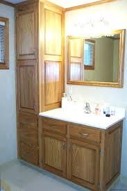 Bathroom Counter Organizers Bathroom Vanity With Storage Bathroom Counter Storage Tower