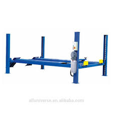 four post car lift four post car lift suppliers and manufacturers
