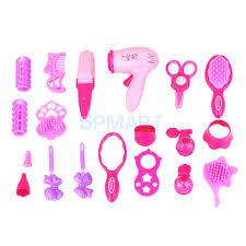 Little Girls Vanity Playset Toddler Play Vanity Set Home Vanity Decoration