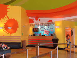 Spongebob Room Decor by Room Nickelodeon Hotel Room Decor Color Ideas Cool Under