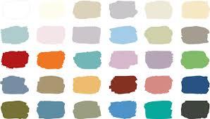 the annie sloan chalk paint color chart chalk paint by annie