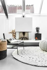 round rugs for living room 30 round rugs and exles of how to complete the look of the room