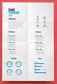 Free Visual Resume Templates Free Creative Resumes Templates Stylist Ideas Visual Resume