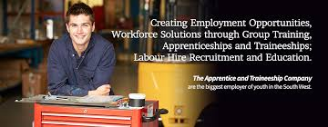 the apprentice and traineeship company employment u0026 training