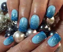 nagel gel günstig 5 besten glitter fade nails faded nails and