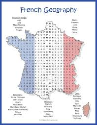 74 best french word puzzles images on pinterest learn french