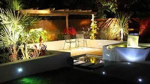 Modern Patio Lighting Garden Patio Lighting Ledvista Led Lighting