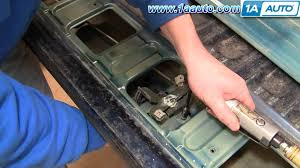 Dodge Ram Truck Used Parts - how to install repair replace broken tailgate handle dodge ram 02
