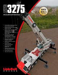 atc 3275 link belt pdf catalogue technical documentation