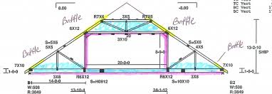 ordinary bonus room truss design 1 cut 20and 20cobble jpg