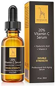 Serum Ql nature vitamin c serum 30 ml high dose anti aging