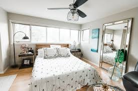 home decor ad a summer bedroom update with thebrick partner