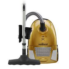 Canister Vaccum Sunburst Canister Vacuum Cleaner
