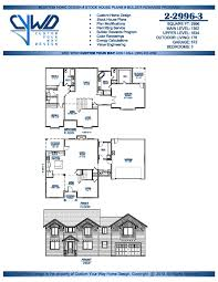 two story homes two level plans view plans online