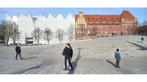 world building of the year awarded to poland u0027s national museum and