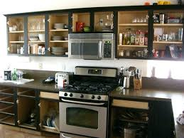 painted black kitchen cabinets before and after paint kitchen cabinets dark grey related glazing kitchens painting