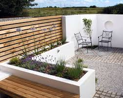 small courtyard designs patio contemporary with swan chairs 194 best modern landscape design images on decking