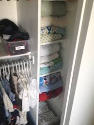 the best way to organize your baby u0027s closet at home with ashley