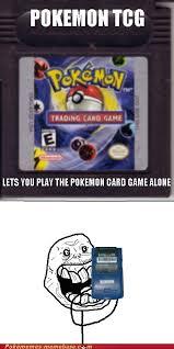 Meme Trading Cards - it s good to have virtual friends pokémemes pokémon pokémon go