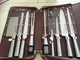 kitchen knives set sale pered chef knife set sale global chef knives set sale global
